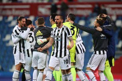 Juventus se corona