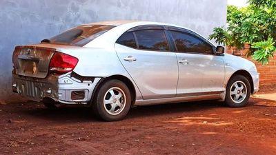Dos vehículos robados fueron recuperados en el sur del Alto Paraná