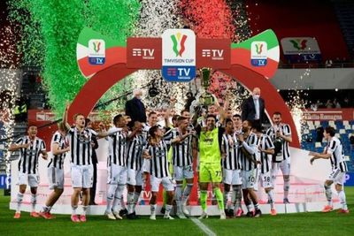 Juventus conquista su decimocuarta Copa Italia