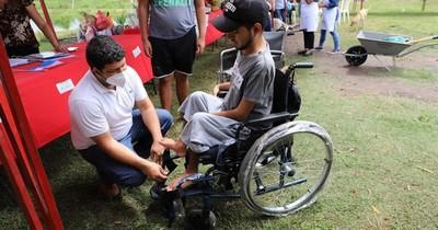 La Nación / Vacunación de emergencia a personas con discapacidad fue aprobada en Diputados