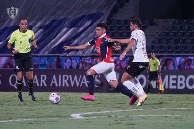 Cerro Porteño sucumbe sobre el final ante Mineiro