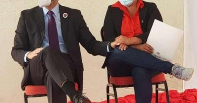 La Nación / Marito viral: quiso mostrar empatía y terminó en boca de todos