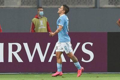 Sporting Cristal supera a Rentistas y mete al São Paulo en los octavos
