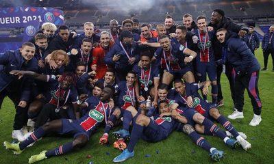 PSG supera al Mónaco y se consagra campeón de la Copa de Francia