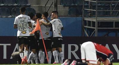 Cuando se iba el partido, Mineiro asesta un duro golpe al Ciclón