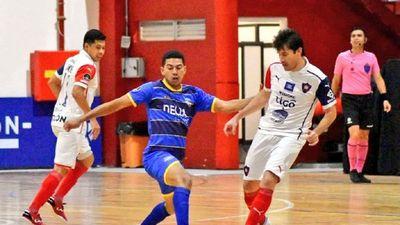 El Ciclón se despide de la Libertadores de Futsal