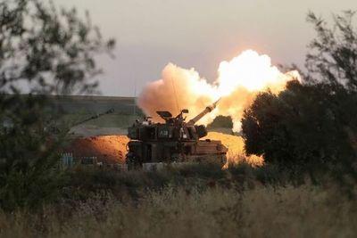 Israel atacó más objetivos subterráneos e infraestructuras de Hamas en la Franja de Gaza
