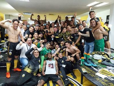 ¿Por qué el 7-2 del Deportivo Táchira no beneficia a Olimpia?