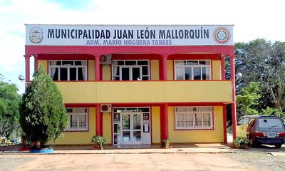 Mario Noguera busca otro periodo en la intendencia municipal de Mallorquín