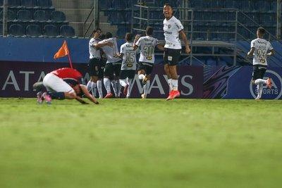 Nueva derrota de Cerro en manos del Mineiro