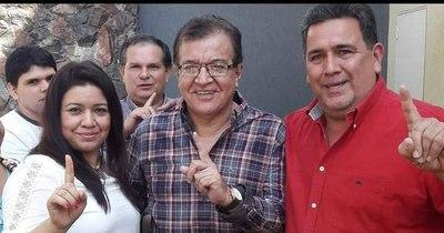 La Nación / Otro matrimonio vip contratado por Nicanor, con G. 60 millones al mes