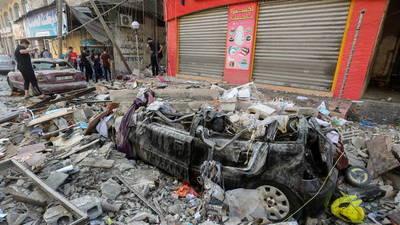 Escalada de violencia en la Franja de Gaza: Israel lanza artillería a objetivos subterráneos e infraestructuras de Hamas (Vide