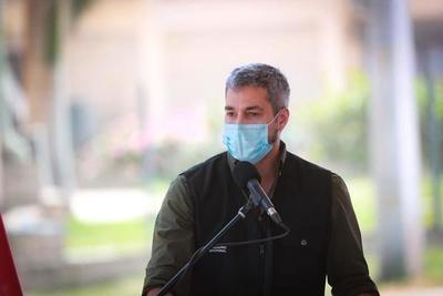 Presidente confía en la llegada de más vacunas para acelerar ritmo de inmunización