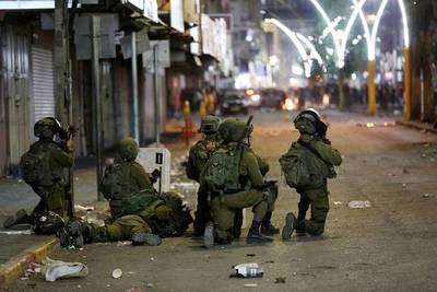 Israel prepara una declaración de alto al fuego en Gaza