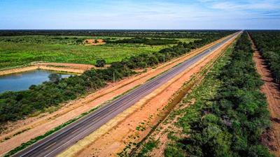 Avanza la construcción de la mega carretera: Ruta Bioceánica suma un nuevo tramo y completa casi 160 kilómetros