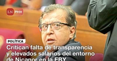 La Nación / LN PM: Las noticias más relevantes de la siesta del 20 de mayo
