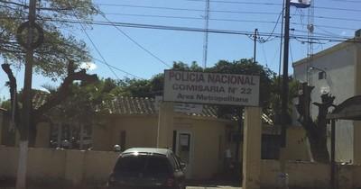 La Nación / Menor de 11 años robó Play y moto a vecino en Loma Pytã