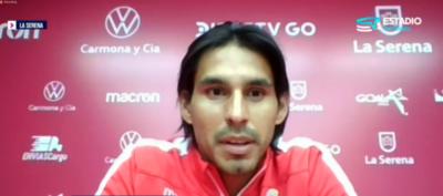 'Conejo' Benítez explica sus características como delantero