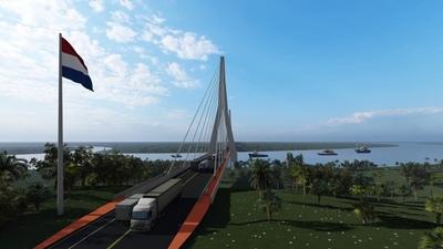 Mandatario ratifica que adjudicarán puente Carmelo Peralta-Puerto Murtinho