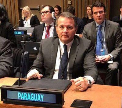 Ejecutivo envía pedido de acuerdo para nuevo embajador en EEUU