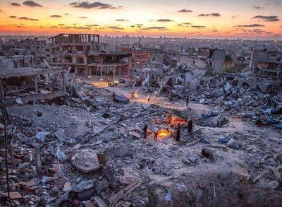 Alto el fuego en Gaza tras 11 días