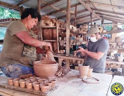 Ciudad Creativa: Encuentro Internacional de Ceramistas en Areguá •