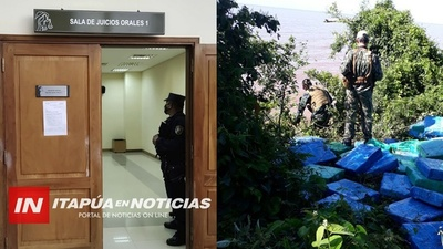 INICIA JUICIO CONTRA SUP. NARCOS QUE SE ENFRENTARON A TIROS HIRIENDO A AGENTES DE LA NAVAL Y SENAD EN 2017.