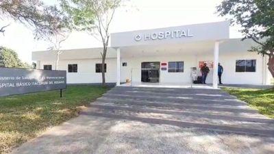 Roban cinco balones de oxígeno del Hospital de Itacurubí del Rosario