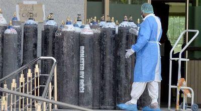 Brasil autoriza exportar casi 800 toneladas de oxígeno medicinal a Paraguay