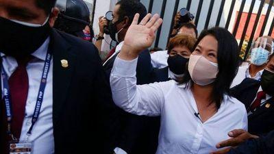 Segunda vuelta en Perú: Castillo y Fujimori se verán cara a cara en otro polémico balotaje