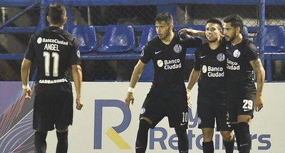 Los mellizos Romero se lavan la cara y eliminan al '12' de la Sudamericana