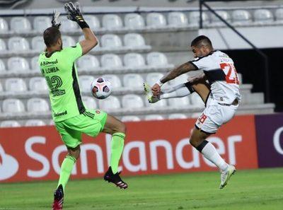 Olimpia cae ante Inter e hipoteca sus chances de seguir en la Libertadores