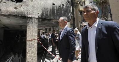 La Nación / Israel y Hamás acuerdan cese del fuego bilateral sin condiciones en Gaza