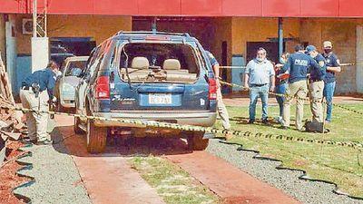 Otro robo de película en las narices de policías en pleno centro de CDE