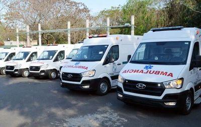 Cadam reitera denuncia en licitación de ambulancias