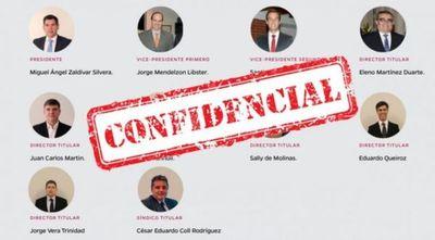 Fiscalía tiene en sus manos denuncia penal contra directivos del Banco Atlas