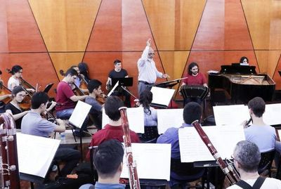 Clásicos con sinfonietta de OSN
