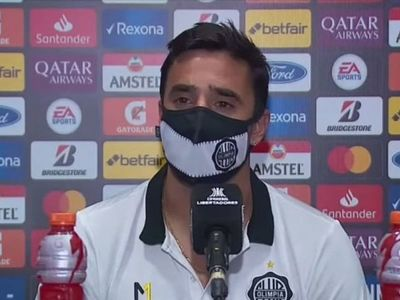 """""""La copa no terminó acá porque tenemos un partido más que nos mantiene con chance"""""""