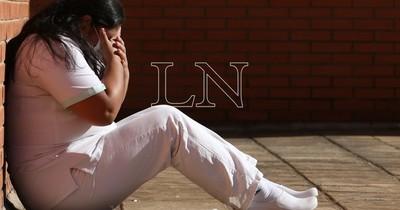 La Nación / Enfermeras ya no dan abasto por desborde en hospitales y piden más contratación