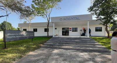 Roban balones de oxígeno del Hospital de Itacurubí del Rosario