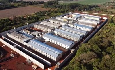 Nueva penitenciaria de Minga Guazú alcanza 80% de avance