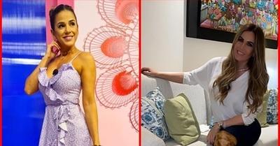 Malala Olitte y Lorena Arias se disputan el mismo amor