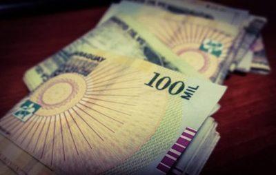 El salario mínimo podría subir un maximo de Gs. 87.700