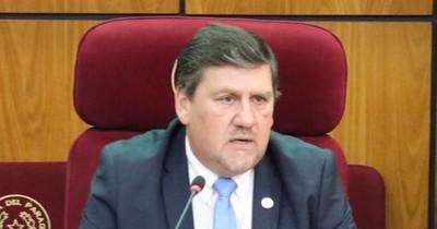 La Nación / Elecciones de la mesa directiva del Senado se pueden realizar desde el 1 de junio, dice Llano