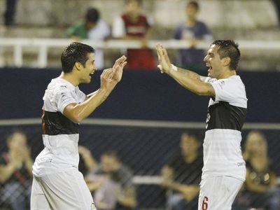 El último Olimpia-Táchira: Para Uno, última jornada y ¡4-0!