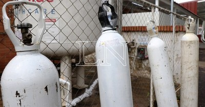 La Nación / Investigan robo de 5 balones de oxígeno de Hospital de Itacurubí del Rosario