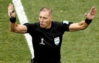 Los árbitros para la definición