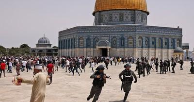La Nación / Frágil tregua entre Hamás e Israel, pese a choques en Jerusalén