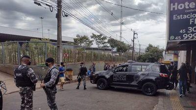 Siguen los fuertes controles en Foz de Yguazú