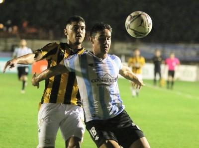 El gol estuvo ausente en Villarrica